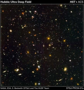 Hubble Ultradeep Field