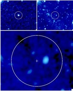 Gamma Ray Burster 070125
