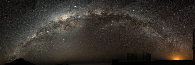 Milky Way Dark Matter Halo Loses 'Weight' (1/2)