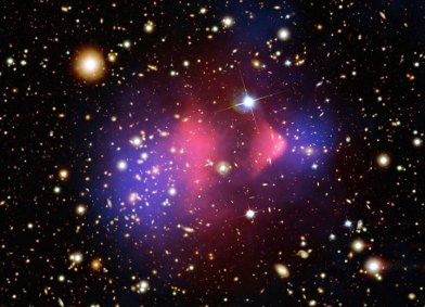 Image courtesy of Chandra X-ray Observatory