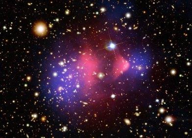 Image courtesy of Chandra X-ray Observatory